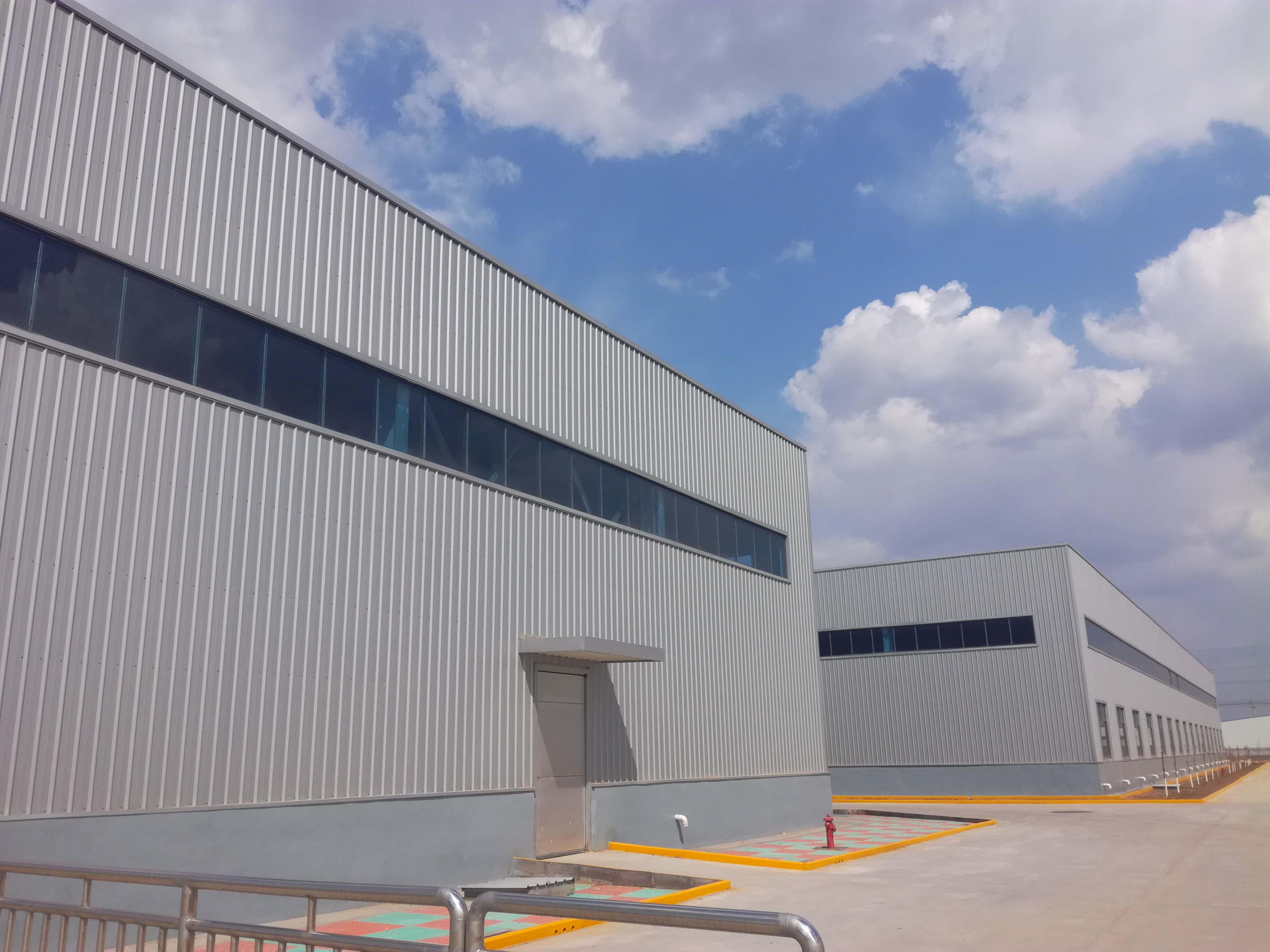 公司生产基地四